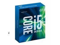Intel Core I5-6600k 6m Quad-core 3.5 Ghz Bx80662i56600k Desktop Processor on sale