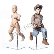 3 Year Old Kids Flexible Mannequin Display Mz Km3y
