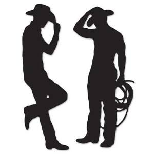 Cowboy-Silhouettes-Western-Wild-West-Ranch-Horse-Party-Decoration-Scene-Prop