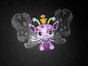 Littlest Pet Shop Fairy Majestic Masquerade Empress Glitter Light Up #2831