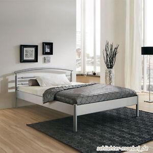 JULIA Metallbett Schlafzimmer Design Bett Bettgestell Eisenbett ...