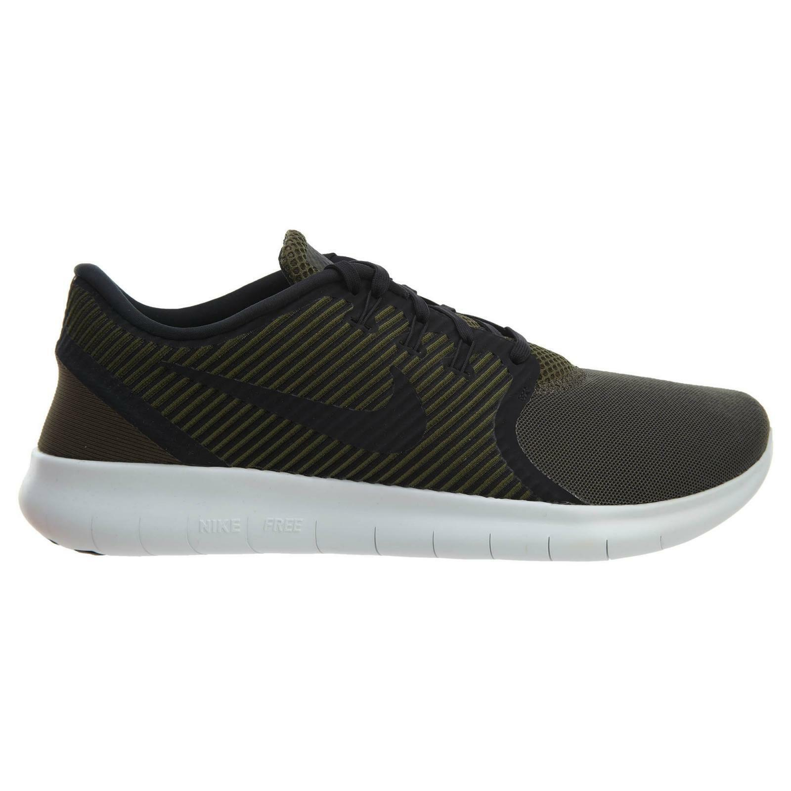 Mens Nike Free RN CMTR Green Running Trainers 831510 300