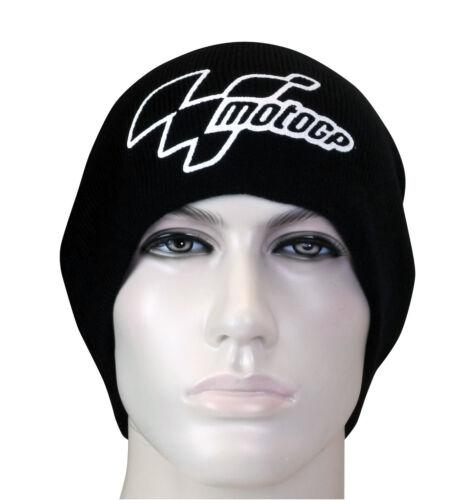 Official Merchandise Perfect Gift Moto GP Beanie Hat Black