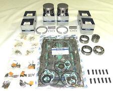 Yamaha 6 / 150-225 HP Rebuild Kit w/ Vertical Reeds Platinum Piston 6G5-11631-00