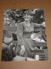 Petula Clark 1966 9 x 7 South African Press Photo