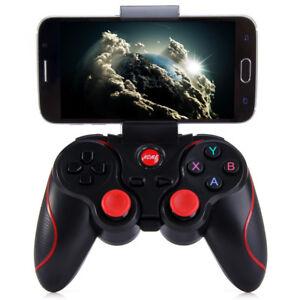 T3 InaláMbrico Bluetooth3.0 Gamepad Palanca De Mando para Android TeléFono PC