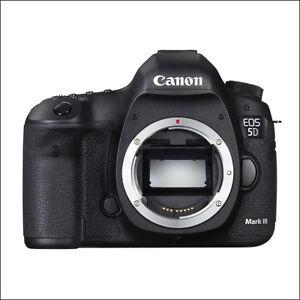 #Cod Paypal Canon EOS 5D III 5D Mark III Body DSLR Camera Jeptall
