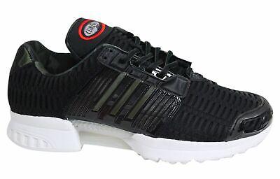 Adidas Originals ClimaCool 1 Lace Up Black Textile Mens Trainers BA7177 B3A