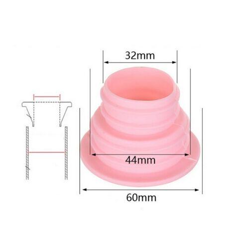 Sewer Deodorant Sealing Ring Deodorant Pipe Ring Plug Telescopic Washer Tool New