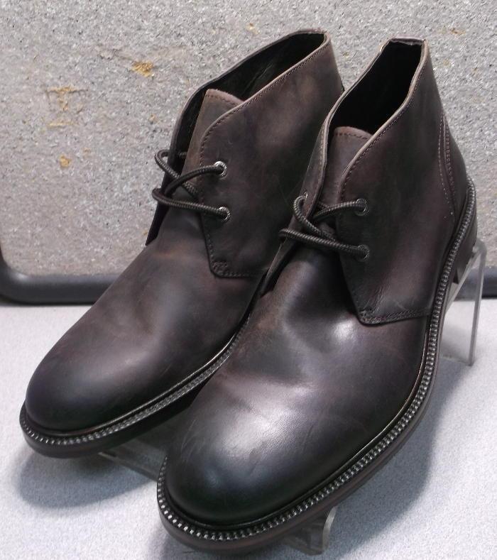 202986 msbt Homme 50 Pointure 11 M cuir marron 1850 Series Johnston Murphy