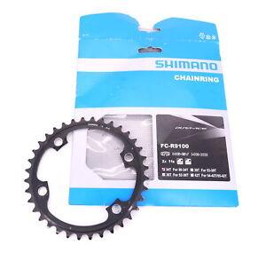 Shimano Dura-Ace FC-R9100 Road Bike Chainring 36T 11 Speed Black