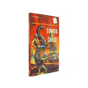 Tower-of-Zanid-vintage-L-Sprague-deCamp-science-fiction-paperback-from-1963