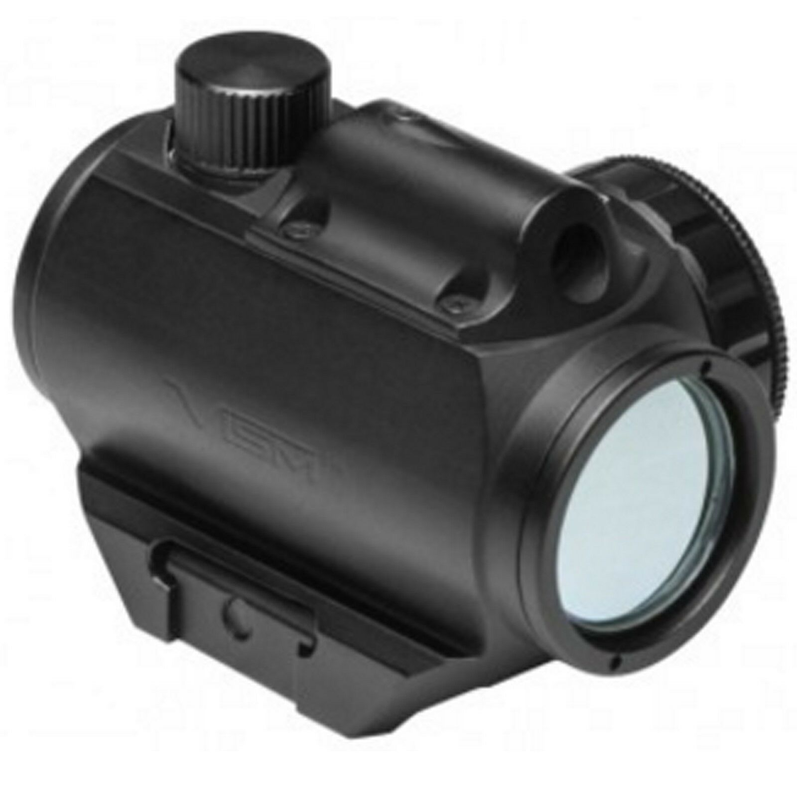 NcSTAR VISM VDGRLB Micro Green Dot Reflex Sight Optic w  Integrated Red Laser