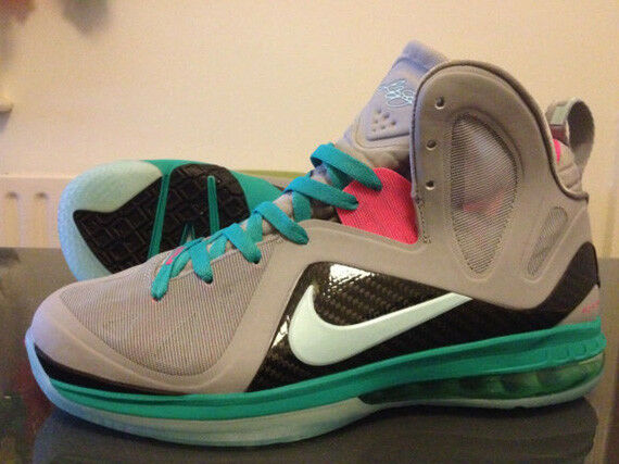 Nike Lebron 9 IX SB South Beach 11US OG ALL QS