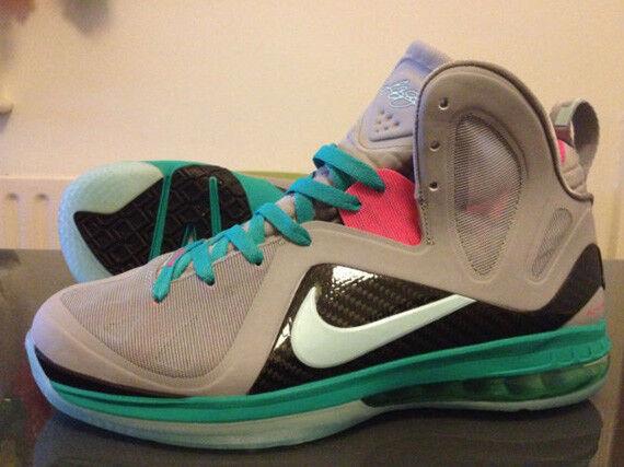 Nike Lebron 9 IX SB South Beach 11US OG ALL QS