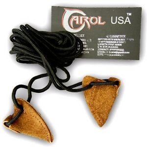 CAROL-TRADITIONAL-ARCHERY-ACCESSORIE-UNIVERSAL-SUEDE-LONGBOW-STRINGER-AA406