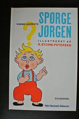 Lækker Find Spørge Jørgen i Børnebøger - Køb brugt på DBA XY-49