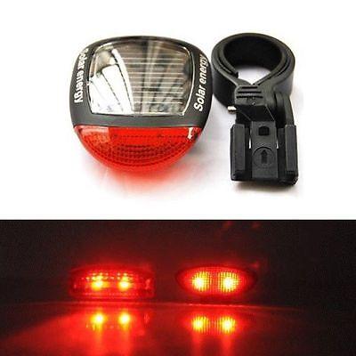 Hot 2Laser+5LED Flashing Lamp Alarm Light Cycling Bicycle Bike Rear Tail Warning