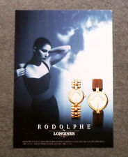 [GCG] I101- Advertising Pubblicità - RODOLPHE BY LONGINES