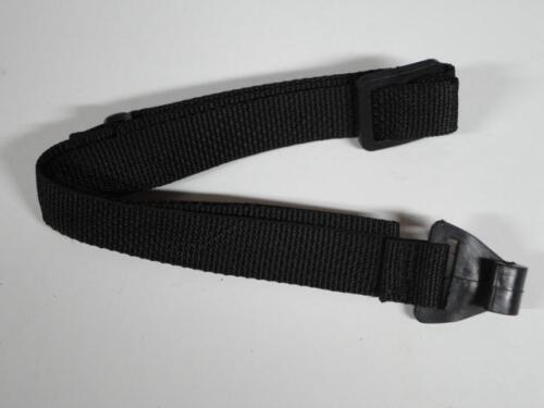 LM Nylon Uke Strap Black LMP-UK-1