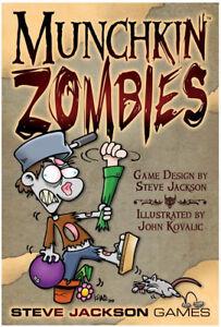 Munchkin-Zombies-Color-Card-Game-Steve-Jackson-Games-SJG-1481-Halloween-Horror