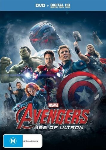 1 of 1 - Avengers - Age Of Ultron (DVD) - NEW AND SEALED
