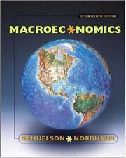 Macroeconomics with PowerWeb by Paul A. Samuelson and William D. Nordhaus...