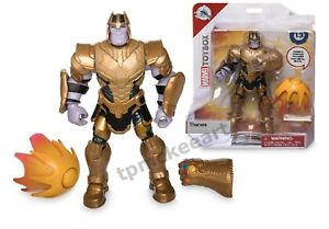 "Marvel Infinity Avengers Disney Store Thanos Action Figure 6/"" Toybox 2018 NEW"