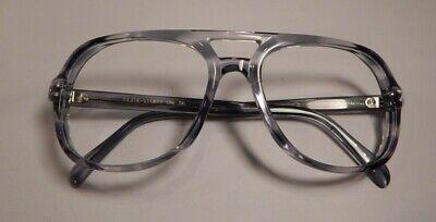 Details about  /Vintage Elite Stuart Black 55//18 Men/'s Plastic Eyeglass Frame New Old Stock #S44