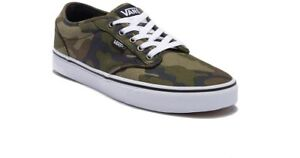 Details zu Vans ATWOOD CAMO Mens Shoes (NEW) Camouflage Footwear FREE SHIPPING Sizes 8 13
