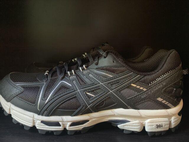 another chance f04f2 0e529 ASICS GEL-Kahana 8 Trail Running Shoe Black Onyx Silver Men's Sz 10 T6L0N  9099