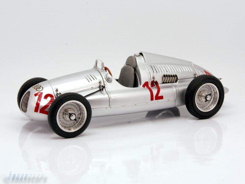CMC Auto Union Type D GP France 1939,  12 bottes Müller m-089