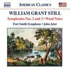 Sinfonien 2+3/Wood Notes von Fort Smith Symphony,John Jeter (2012)