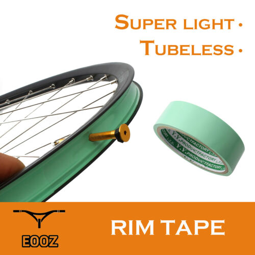 10m Bicycle Tubeless Rim Tape Width 16//18//21//23//25//27//29//31//33mm