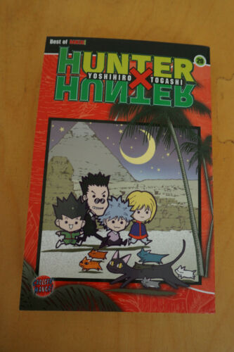 Hunter x Hunter Manga Deutsch 16-21
