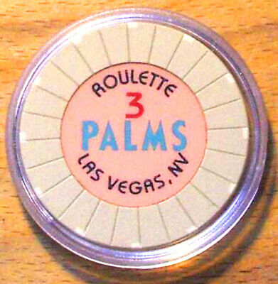 THE CANNERY NCV CASINO ROULETTE CHIP LAS VEGAS