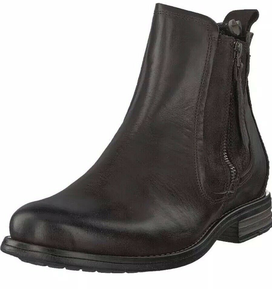 BRS  Sneaky Steve Homme Béton Chaussures Bottes Marron Taille UK 7