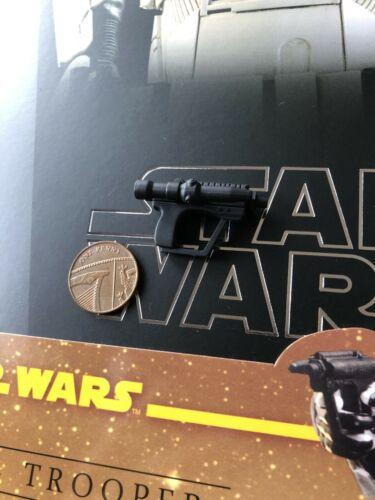 Hot Toys PATTUGLIA ASSOLO di Star Wars Trooper MMS494 BLASTER PISTOLA Loose SCALA 1//6th