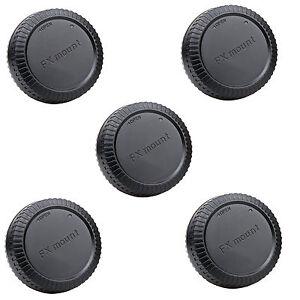 5pcs-REAR-lens-cap-cover-for-Fujifilm-Fuji-FX-X-T1-X-E2-X-Pro1-X-E1-X-M1-new