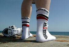 Sk8erboy Tubesocks Tubesocken Socken Socks original weiß NEU OVP