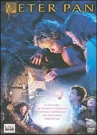Peter Pan (2003) DVD