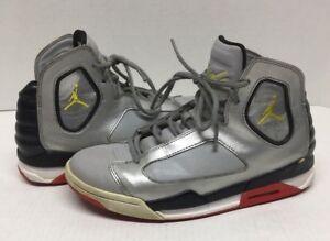 Nike Air Jordan Flight Luminary Silver