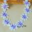 2Yards Flowers Lace Wedding dress clothing accesories Crochet Trim lace 5.2cm