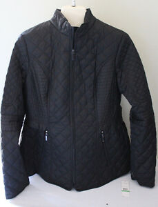 Segal 249 685614591672 Nwt Jacket L Diamond Shelli Jacket Laundry Black trapuntato By tvyq4wcAKv