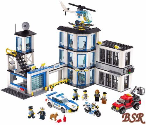 € Spedizione /& Scatola Originale /& Nuovo! LEGO ® City stazione di polizia 60141 /& 0