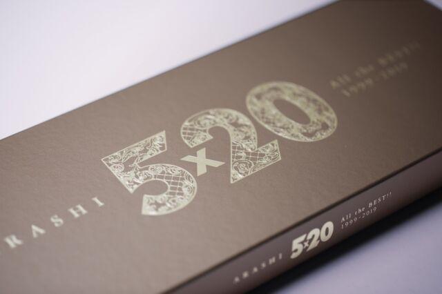 Arashi 5x20 Album