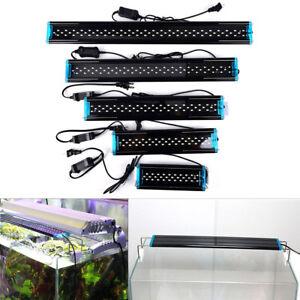 20-70cm-4W-5W-6W-8W-10W-Bule-amp-White-Aquarium-Fish-Tank-Fishbowl-LED-Light