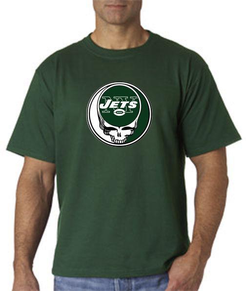 0ed9516de Dead York jets shakedown lot style shirts Grateful New ncntjg2019-T-Shirts