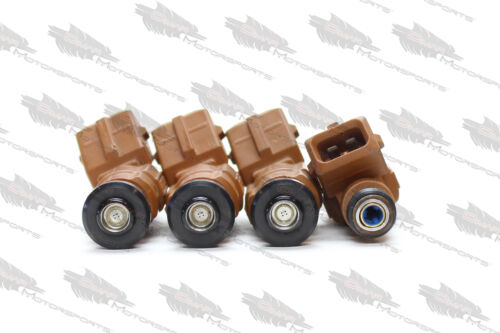 30# 30lb 315cc 2.0L Celica Genuine BOSCH Fuel Injector Set Upgrade