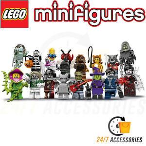 LEGO-Monsters-Series-14-Minifigures-71010-16-Characters-Mix-amp-Match-Retired